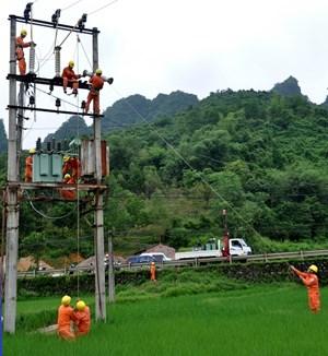 Ép người dân nộp tiền điện qua thẻ ngân hàng: Công ty Điện lực Lạng Sơn yêu cầu  Điện lực Bắc Sơn thu hồi thông báo