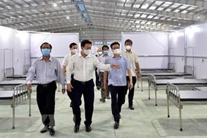 Tây Ninh: Phải giảm tối đa tỷ lệ F0 không triệu chứng chuyển nặng