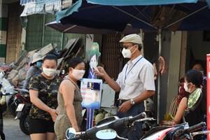 Đà Nẵng: Phân chia tần suất đi chợ 3 ngày/lần cho các hộ dân