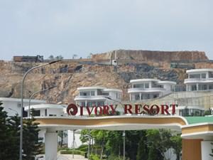 Thông tin dự án Ivory Villas & Resort bị bưng bít