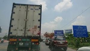 Cách nào kiểm soát xe quá tải?