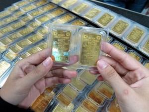 Thị trường vàng: Chật vật vượt 'bão' Covid