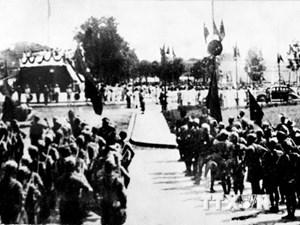 [ẢNH] Cách mạng Tháng 8 - Bước ngoặt vĩ đại của dân tộc Việt Nam
