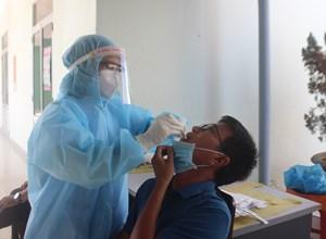 Quảng Nam: 300 người trong đội phản ứng nhanh âm tính với SARS-CoV-2