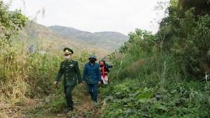 Sơn La: Phát hiện một gia đình nhập cảnh trái phép