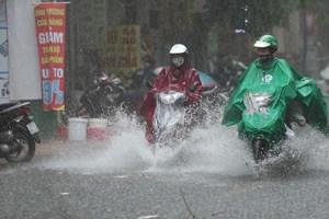 Chủ động ứng phó với mưa lớn ở Bắc Bộ