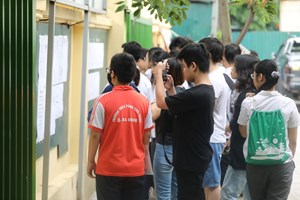 Chấm thi tốt nghiệp THPT 2020: Phổ điểm Ngữ văn dự kiến cao