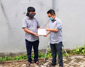 Quảng Nam: Trao 10,5 triệu đồng bạn đọc ủng hộ gia đình 3 người bị TNGT