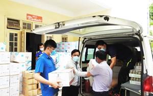 Lao động ngoại tỉnh kẹt lại Đà Nẵng được hỗ trợ 10 kg gạo/người/tháng