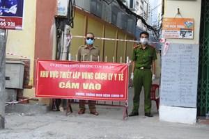 Đà Nẵng: Tìm người liên quan đến Tổ trưởng dân phố nhiễm Covid-19