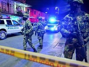 17 người thiệt mạng trong 3 vụ tấn công liên tiếp tại Colombia