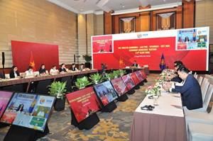 Hội nghị CLMV 12: Ứng phó với Covid-19