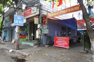 Lây nhiễm Covid-19 bùng phát  tại hàng loạt chợ của Đà Nẵng