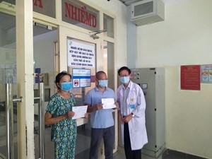 TP HCM: Thêm 2 bệnh nhân mắc Covid-19 được xuất viện