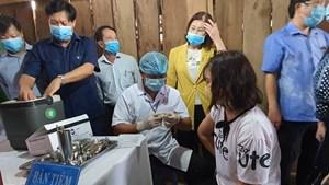 Gia Lai: Triển khai tiêm vaccine phòng bệnh bạch hầu đợt 2