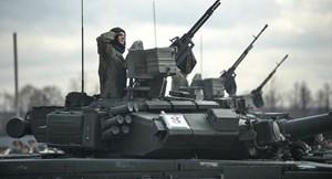 Nga: Chế tạo hệ thống robot để điều khiển xe thiết giáp
