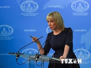 Nga chỉ trích việc Mỹ đưa các viện nghiên cứu vào danh sách trừng phạt