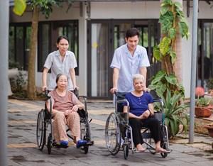 Đào tạo nhân lực chăm sóc y tế miễn phí: Cơ hội cho lao động yếu thế