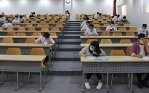 Hơn 31.000 thí sinh bỏ thi đánh giá năng lực