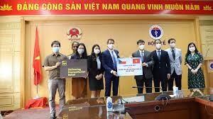 Cộng hòa Séc tài trợ cho Việt Nam 250.800 liều vaccine phòng Covid-19