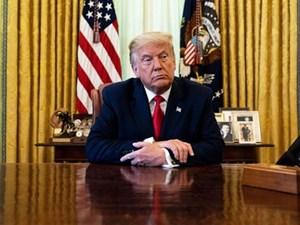 Tổng thống Donald Trump bác bỏ tin đồn về tình trạng sức khỏe