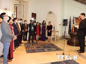 Lễ kỷ niệm Quốc khánh 2-9 đầy ý nghĩa tại Vương quốc Bỉ