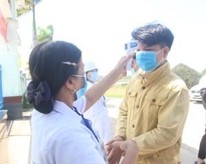 Hơn 9.200 thí sinh ở Quảng Nam làm thủ tục thi tốt nghiệp THPT 2020 đợt 2