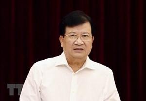 Phó Thủ tướng Trịnh Đình Dũng làm Chủ tịch Ủy ban sông Mekong Việt Nam