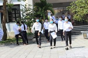 Quảng Nam: Kết thúc môn Ngữ Văn, đề vừa sức thí sinh