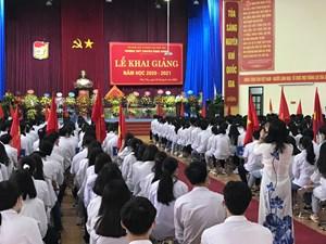 Trường chuyên Hùng Vương Phú Thọ - nơi ra lò những học sinh xuất sắc khu vực miền núi phía Bắc