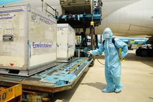 Tháng 9 sẽ có hơn 16 triệu liều vaccine về Việt Nam