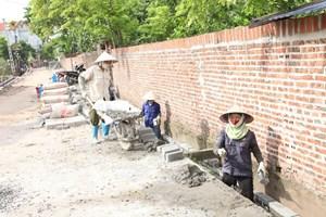 Yên Lạc (Vĩnh Phúc): Khắc phục ô nhiễm môi trường từ từng khu dân cư