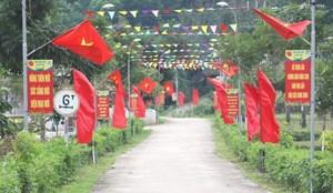 Hà Tĩnh: Thưởng 10 tỷ đồng cho huyện biên giới đạt chuẩn nông thôn mới