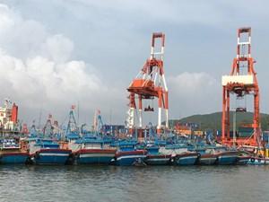 Một tàu cá bị phạt 900 triệu đồng vì đánh bắt trái phép tại nước ngoài