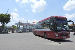 Bỏ giãn cách trên phương tiện vận tải khách từ Đà Nẵng