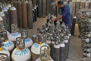 Ấn Độ tăng cường sản xuất oxy phòng ngừa làn sóng Covid-19 thứ 3