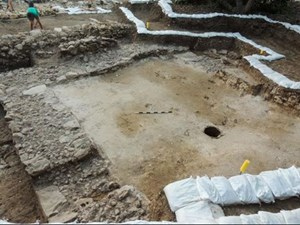 Phát hiện bằng chứng về động đất xảy ra cách đây 3.700 năm