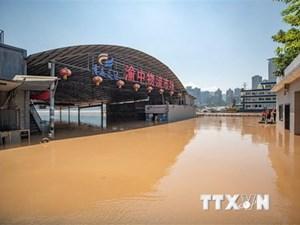 Trung Quốc: Hàng nghìn người sơ tán do vỡ đê tại Cát Lâm