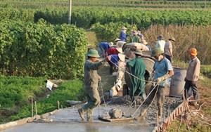 Hướng tới Đại hội Thi đua yêu nước của MTTQ Việt Nam: 'Áo mới' cho nông thôn Bắc Giang