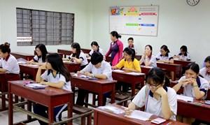 Đổi mới đánh giá học sinh phổ thông: Thi cử cũng cần điều chỉnh cho phù hợp
