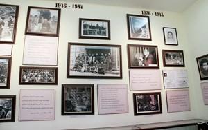 Khai trương Bảo tàng Tố Hữu