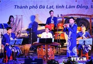 5 thành phố tổ chức cuộc thi độc tấu và hòa tấu nhạc cụ dân tộc