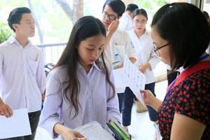 Đề xuất địa phương tổ chức thi và công nhận tốt nghiệp THPT