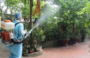 Mùa mưa, cảnh giác với sốt xuất huyết