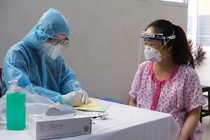 Bộ Y tế: Khẩn trương tiêm vaccine Covid-19 cho phụ nữ mang thai trên 13 tuần