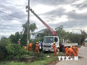 Thừa Thiên-Huế: Tạm dừng sử dụng các cột điện ly tâm dự ứng lực