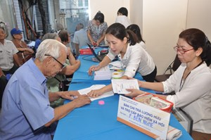 Cách tính mức hưởng lương hưu cho người lao động về trước tuổi