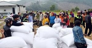 Gia Lai: Gần 14 nghìn người dân nhận hỗ trợ gạo của Chính phủ
