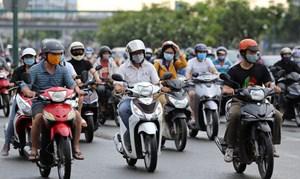 Thủ đô Hà Nội nhiều mây, mưa rào và dông vài nơi