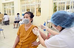 Bao phủ tiêm chủng để đạt miễn dịch cộng đồng